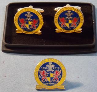 cufflinks-and-badge